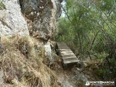 Cañones del Río Cega y  Santa Águeda  – Pedraza;excursiones para grupos la bola del mundo madri